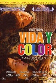 Vida y color (2005) cover