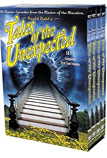 Tales of the Unexpected 1979 poster