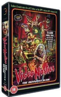 Video Nasties: Moral Panic, Censorship & Videotape (2010) cover
