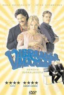 Vieraalla maalla (2003) cover