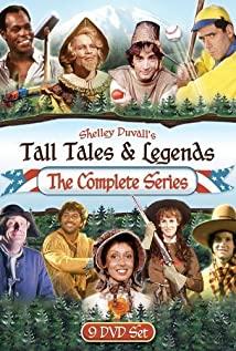 Tall Tales & Legends 1985 poster