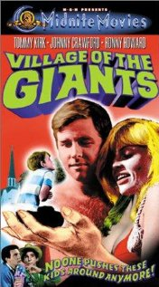 Village of the Giants (1965) cover