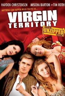 Virgin Territory (2007) cover