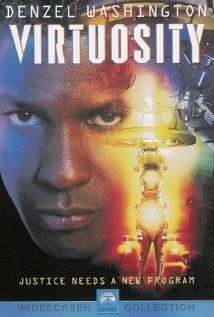 Virtuosity (1995) cover