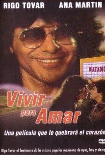 Vivir para amar (1980) cover