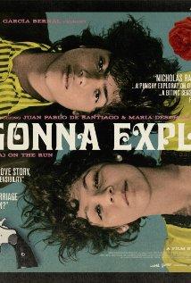 Voy a explotar (2008) cover