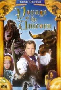 Voyage of the Unicorn 2001 poster