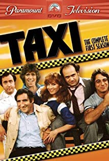 Taxi (1978) cover