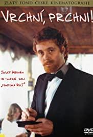 Vrchní, prchni! (1981) cover