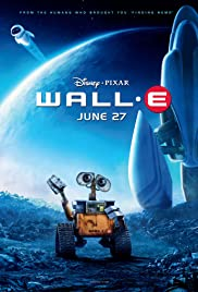 WALL·E 2008 poster