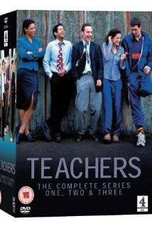 Teachers (2001) cover
