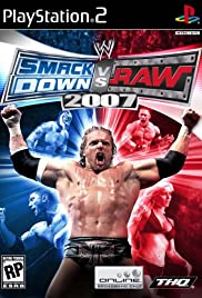 WWE SmackDown vs. RAW 2007 (2006) cover