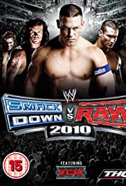 WWE SmackDown vs. RAW 2010 (2009) cover