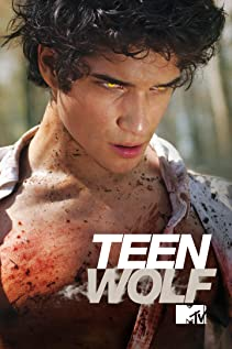 Teen Wolf (2011) cover