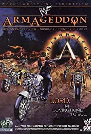 WWF Armageddon 2000 poster