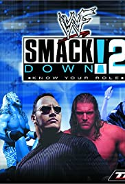 WWF SmackDown! 2: Know Your Role 2000 poster