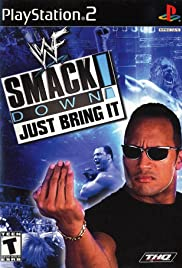 WWF SmackDown! Just Bring It 2001 poster