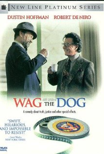 Wag the Dog 1997 poster