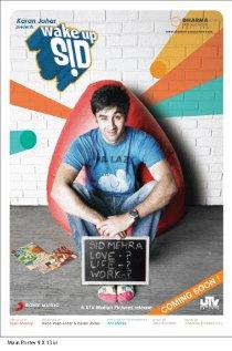 Wake Up Sid 2009 poster