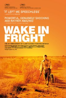 Wake in Fright 1971 poster