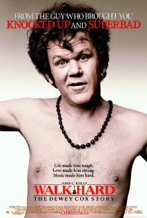Walk Hard: The Dewey Cox Story 2007 poster