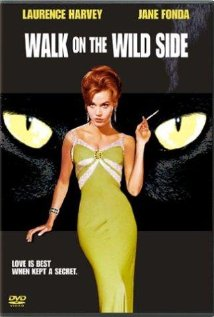 Walk on the Wild Side 1962 poster