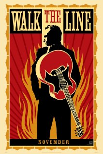 Walk the Line 2005 poster