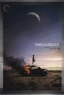 Walkabout 1971 poster