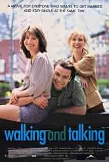 Walking and Talking (1996) cover