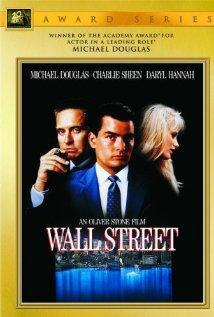 Wall Street 1987 poster