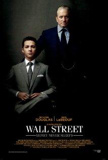 Wall Street: Money Never Sleeps (2010) cover