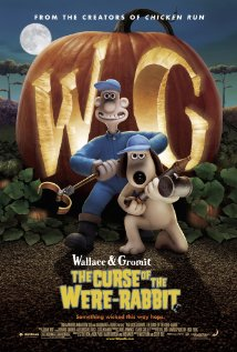 Wallace & Gromit in The Curse of the Were-Rabbit (2005) cover