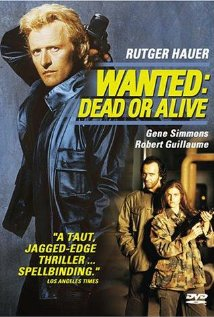 Wanted: Dead or Alive 1986 poster