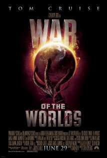 War of the Worlds (2005) cover