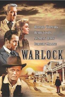 Warlock (1959) cover