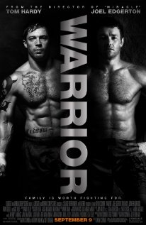 Warrior (2011) cover