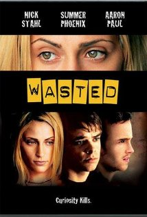 Wasted 2002 poster