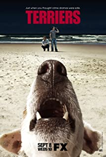 Terriers (2010) cover