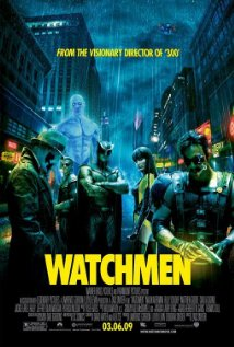 Watchmen (2009) cover