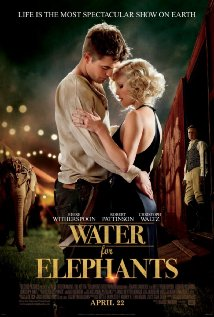 Water for Elephants (2011) cover
