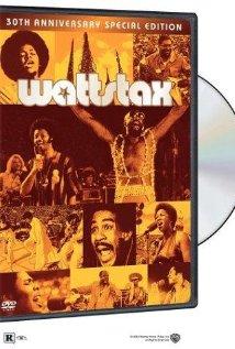 Wattstax (1973) cover