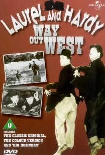 Way Out West (1937) cover