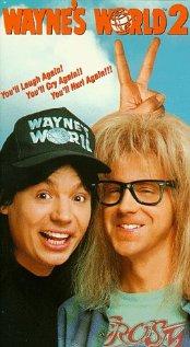 Wayne's World 2 (1993) cover