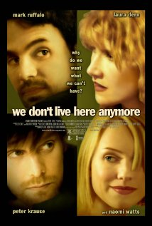We Don't Live Here Anymore 2004 poster
