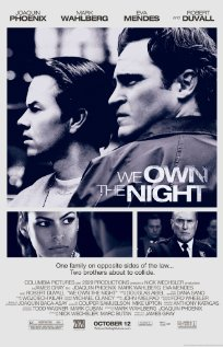 We Own the Night (2007) cover