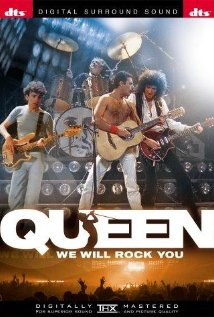 We Will Rock You: Queen Live in Concert (1982) cover