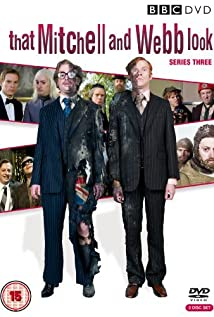 That Mitchell and Webb Look (2006) cover