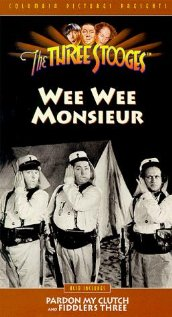 Wee Wee Monsieur (1938) cover