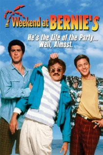 Weekend at Bernie's (1989) cover