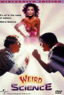 Weird Science (1985) cover